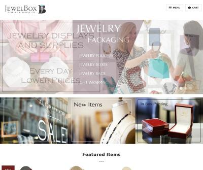 JewelBox Display & Supply