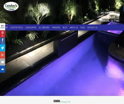 Carnahan Landscaping & Pools