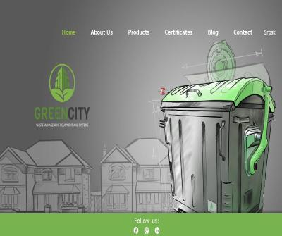 Green City Waste Management Equipment and Systems