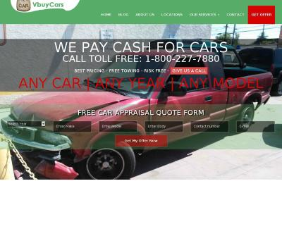 VBuyCars - Cash for Cars