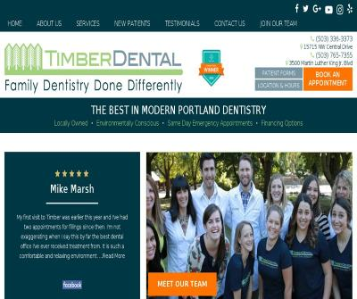 Timber Dental Bethany