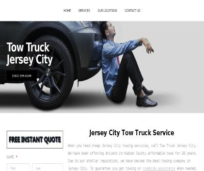 Tow Truck Jersey City