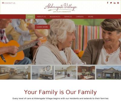 Aldersgate Village Life Plan Community