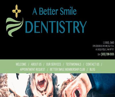 A Better Smile Dentistry