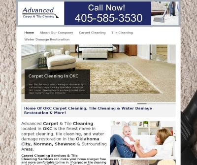 OKC Carpet Cleaning & Tile Cleaning