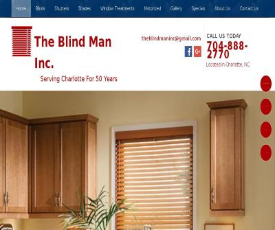 The Blind Man