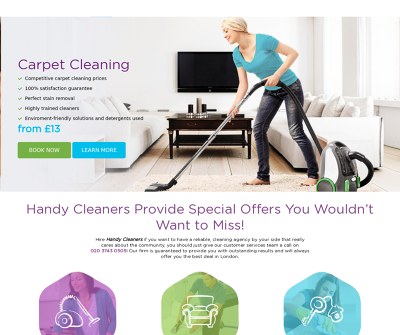 Handy Cleaners in London Carpet Cleaning Upholstery Cleaning Gutter Cleaning