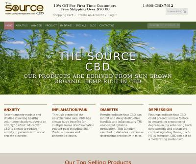 The Source CBD