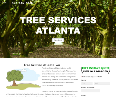 Tree Services Atlanta