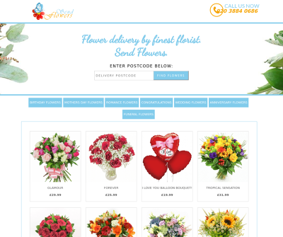 Send Flowers in London