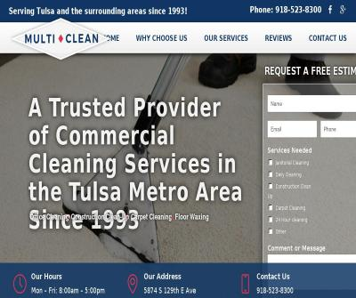 Multi Clean  - Commercial Janitorial Services