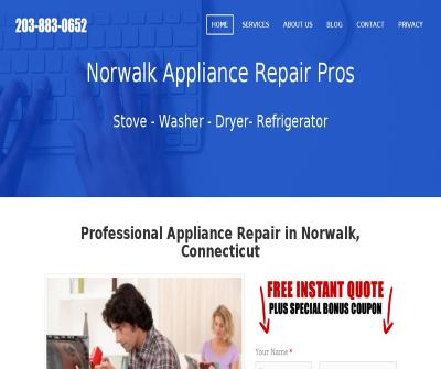 Appliance Repair Pros of Norwalk
