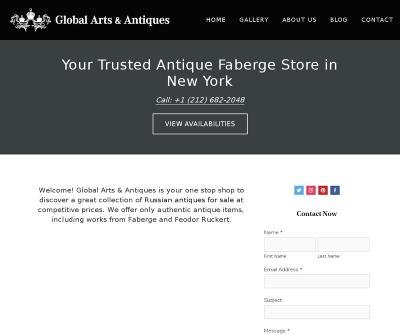 Global Arts and Antiques