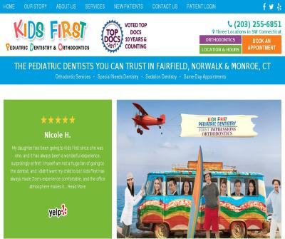 Kids First Pediatric Dentistry & Orthodontics