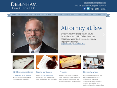 Debenham Law Office LLC