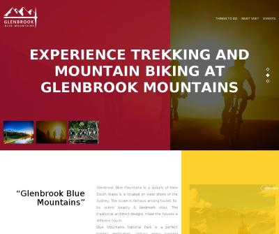 Glenbrook Blue Mountains