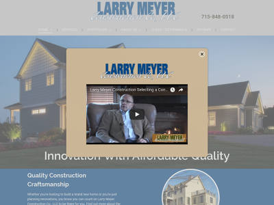 Larry Meyer Construction Co. Inc.