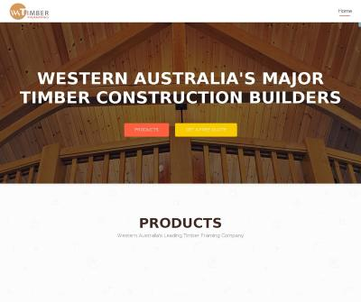 Leading Timber Framing Specialists in Western Australia