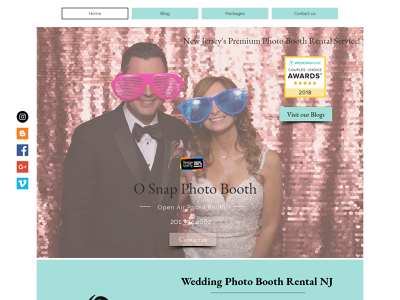 O Snap Photo Booth Company