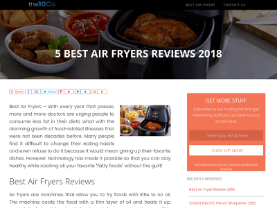 The best air Fryers