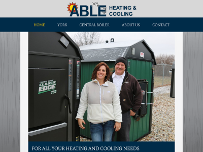 Able Heating & Cooling