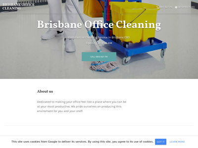 Brisbane Office Cleaning