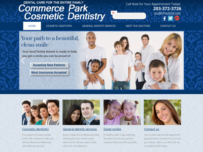 Commerce Park Cosmetic Dentistry LLC