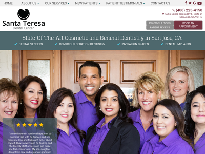 Santa Teresa Dental Center
