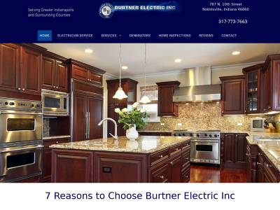 Electrical Contractor Services - Burtner Electric - Indianapolis