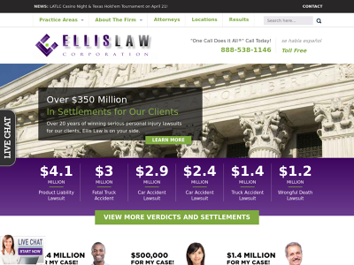 Ellis Law Corporation
