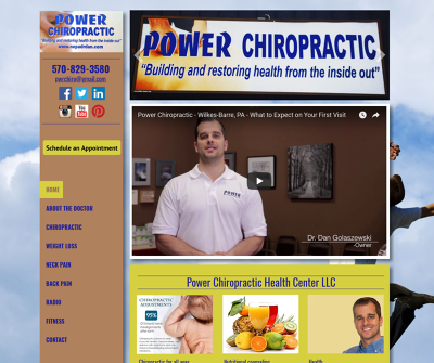 Power Chiropractic Health Center, LLC.