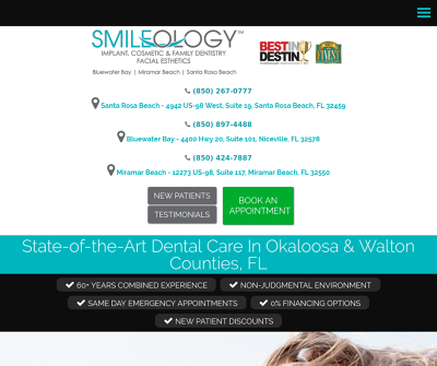 Smileology Miramar Beach