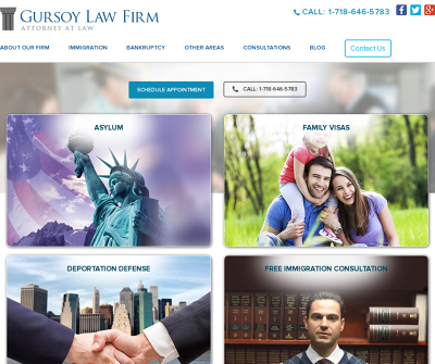 Gursoy Immigration Law Firm Brooklyn,NY Immigration Bankruptcy Real Estate
