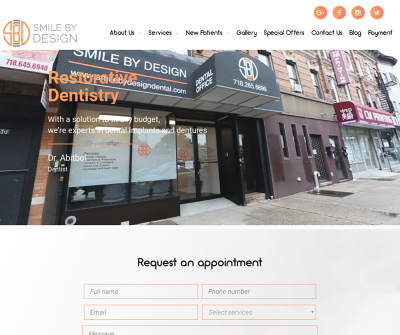 Smile By Design Dental Brooklyn,NY General Dentistry Same-Day Dentistry Digital Dentistry