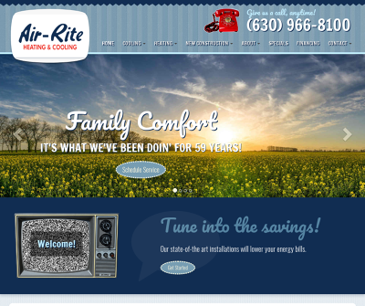 Air-Rite Heating & Cooling, Inc.