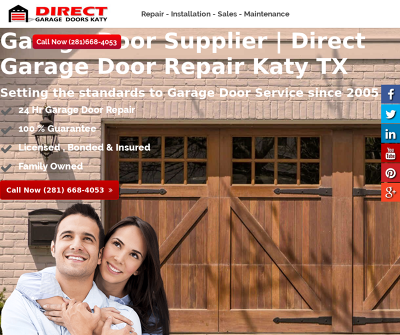Direct Garage Door Katy
