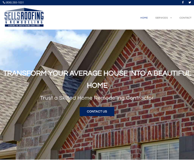 Sells Roofing and Remodeling, LLC