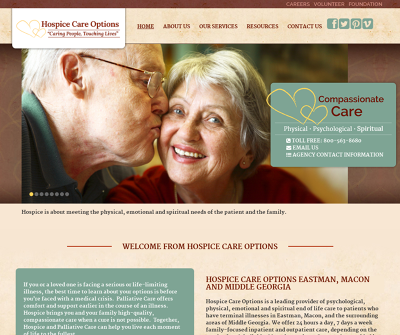 Hospice Care Options
