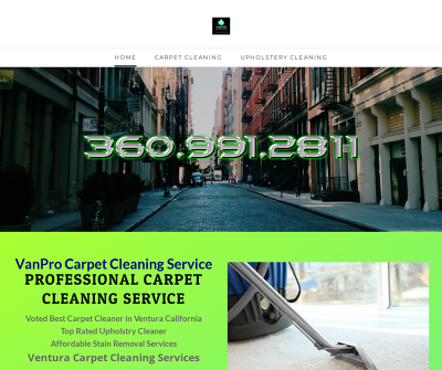 VanPro Carpet Cleaning Service