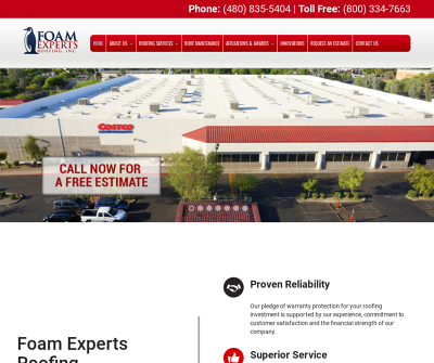 Foam Experts Roofing, INC.