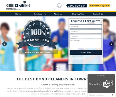 Bond Cleaning Company in Townsville, Australia Bond Cleaning Carpet Cleaning