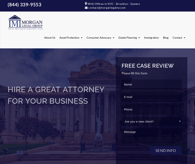 Probate Lawyer  New York City,NY Credit Report Disputes Debt Defense Fair Credit Reporting