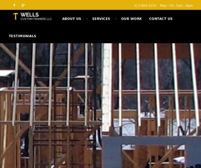 Wells Custom Framers LLC Connecticut & Massachusetts Window Installation Siding Framing