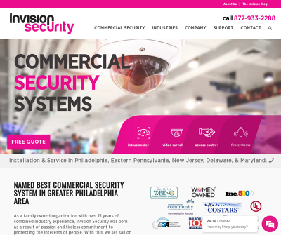 Invision Security Group