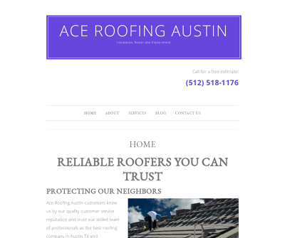 Ace Roofing Austin – Repair & Replacement