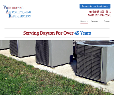 Peck Heating Air Conditioning Refrigeration Ohio Commercial Refrigeration Commercial Cooling