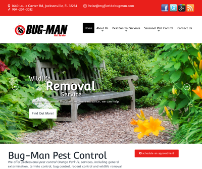 Bug-Man Pest Control Middleburg