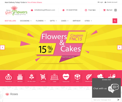 Better Gift Flowers & Cakes Delivery Manish Nagar, Napur, India Regular Cakes Photo Cakes