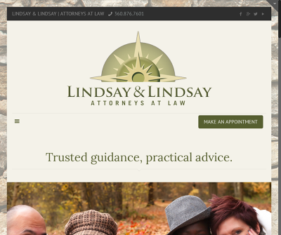 LINDSAY & LINDSAY ATTORNEYS AT LAW