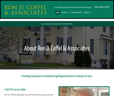 Ron D Coffel & Associates - Attorney At Law
